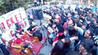 Rocket Rockers - Bersama Taklukan Dunia ( Live 16th Anniversary Rocket Rockers )