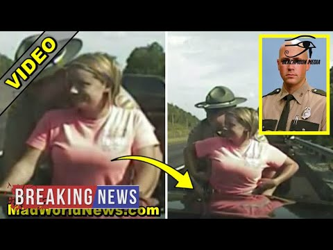 TN Trooper Stops 'Hot Mom' In 'Short Shorts' — VIDEO Shows What He Did With His Hands