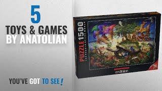 Top 10 Anatolian Toys & Games [2018]: Anatolian Evening Stroll Jigsaw Puzzle (1500 Piece)