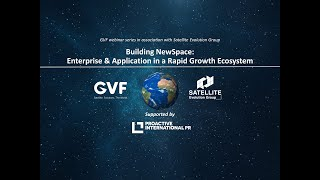 Building NewSpace: Enterprise & Application in a Rapid Growth Ecosystem