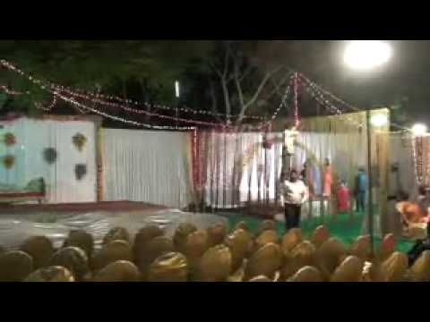 Pandal decoration munmuns marriage youtube thecheapjerseys Images