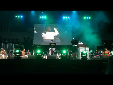 Ilayaraja Dallas USA 2016 - Poove Sempoove - Karthik Singer