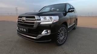 Toyota Land Cruiser VXR 5.7 MBS Autobiography with 22-inch Rims NEW