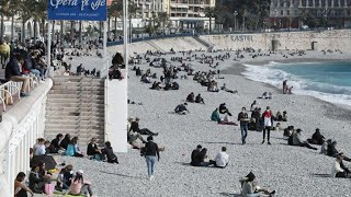 French Riviera city of Nice braces for tougher Covid-19 restrictions