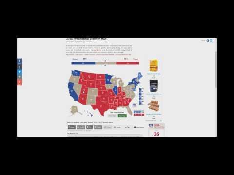 ParadoxNinja's Electoral College Prediction 2016