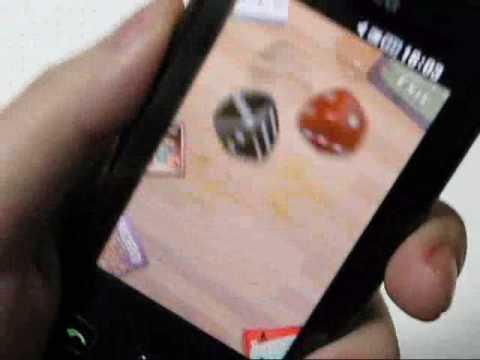 LG KP500擲骰子遊戲
