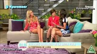 Repeat youtube video Paulina Mercado & Shanik Aspe - Cruzando Piernas