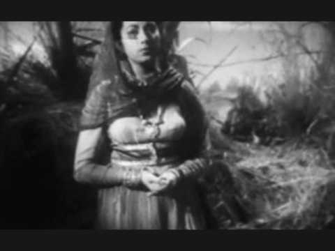 film dard 1947..suraiya..chale dil ki dunya jo barbad ker ke