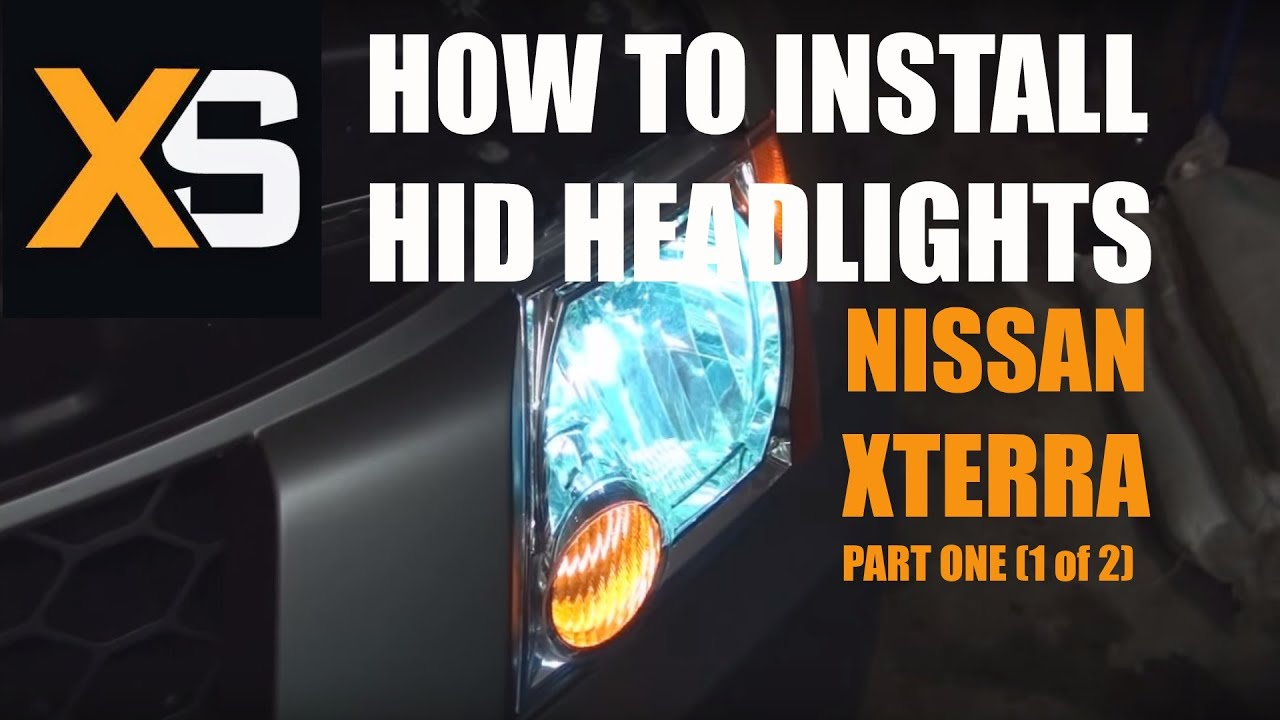 medium resolution of nissan xterra headlight wiring harnes