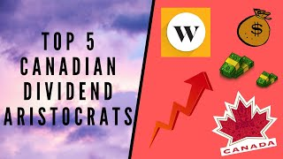 BEST CANADIAN DIVIDEND ARISTOCRATS 2020 | CANADIAN INVESTING