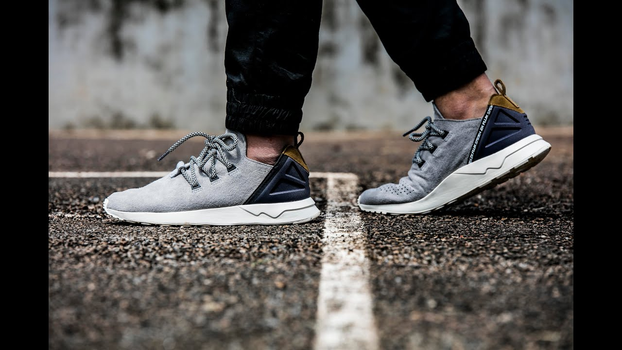 pretty nice d6d38 fe361 adidas Originals ZX FLUX ADV X - Details and On Feet Review