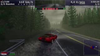 Need for Speed 3 Hot Pursuit 2160p Ultra HD 4K Gameplay mit Modern Patch von Evgeny German/Deutsch