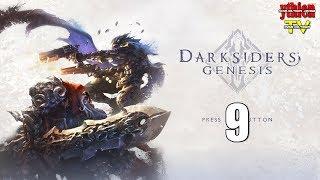 Darksiders Genesis 09 NO COMMENTARY - Finding  Elderstone