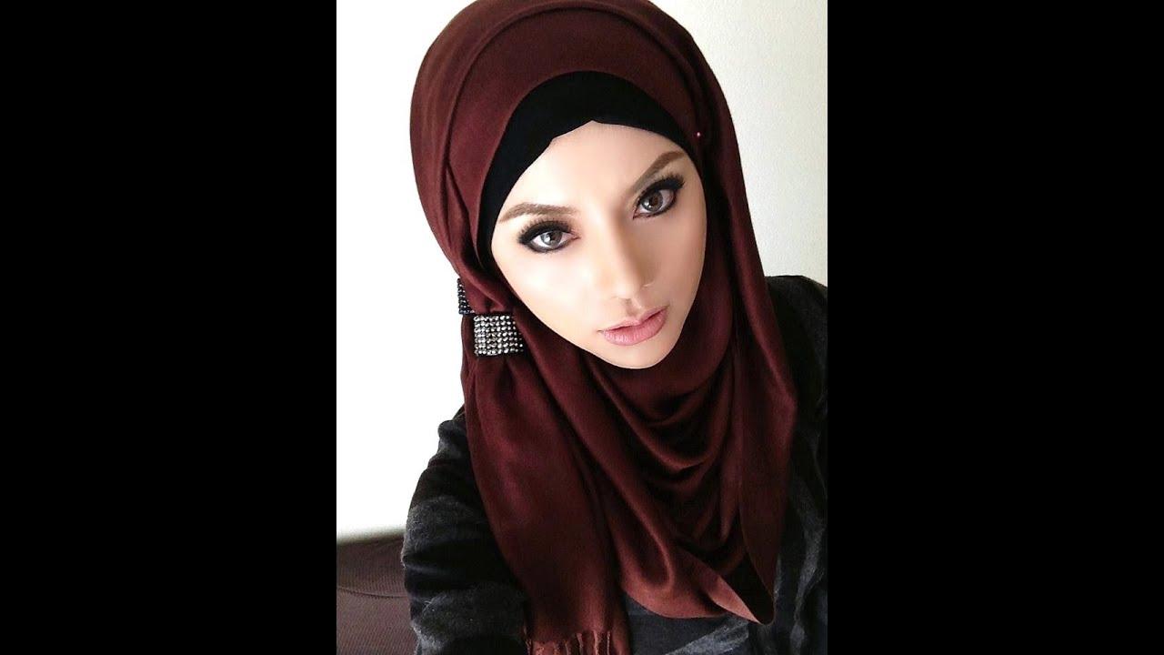 Hijab Tutorial-08🌟 Cara Memakai Jilbab Pashmina Style