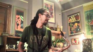JACK OF SPADES WOODEN MOUTHPIECE WITH VINCENT BROUSSARD