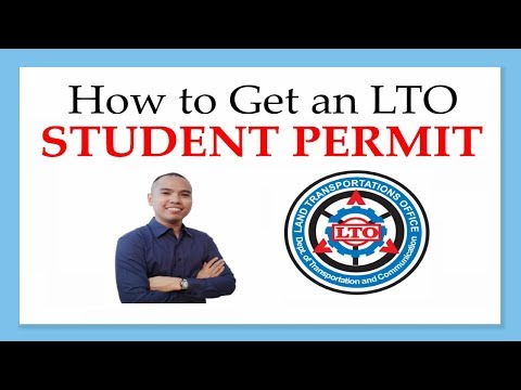 LTO Student Permit | Requirements, Qualifications, & Steps