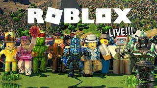 🔴ROB'LOX(ROBLOX) : LIVE!!! W/NICK🔴