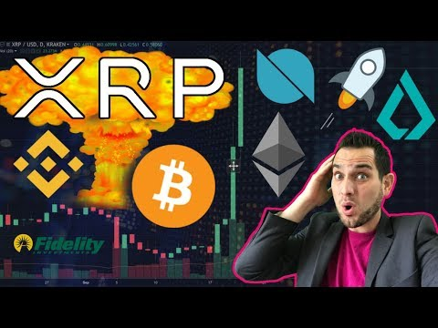 🚀 $XRP Just Surpassed $ETH!!! ETF FUD Clarified | Fidelity Turns Down Bakkt | $ETH $XLM