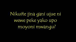 angalia maneno mazuri unayopaswa kumwambia mpenzi wako