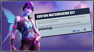 🔴(NA-EAST) CUSTOM MATCHMAKING SOLO/DUO/ GIRL GAMER / FORTNITE LIVE / ALL PLATFORMS ALLOWED🔴