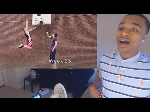 OMG 5'7'' White Kid Dunks After 6 Months Of Training REACTION, THOUGHTS & ADVICE!