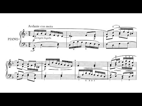 Antonín Dvořák - Dumka Op. 35 (audio + sheet music)
