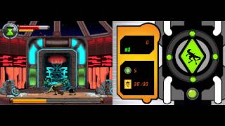 Ben 10: Protector Of Earth Ending (Wii DS NDS PSP PS2) 1080p HD HQ Gameplay