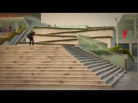 Skateboarding Gap Compilation 3