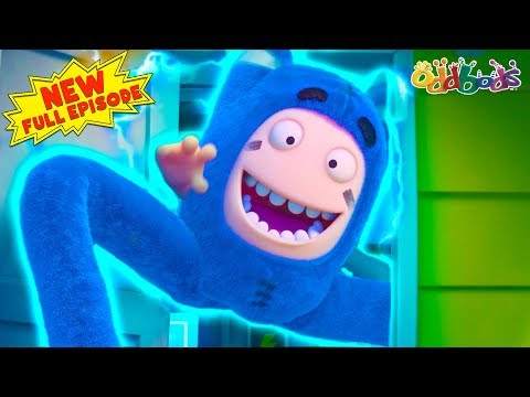 Oddbods | New | STANDING TALL | Full EPISODE | Funny Cartoons For Kids
