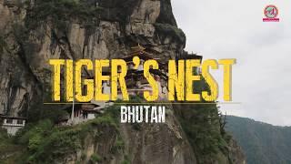 भूटान की सबसे ज्यादा सुकून भरी जगह का पूरा सफर हमारे साथ | Tiger's Nest | The Lallantop