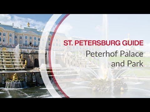 Russian Tours - Peterhof, St. Petersburg