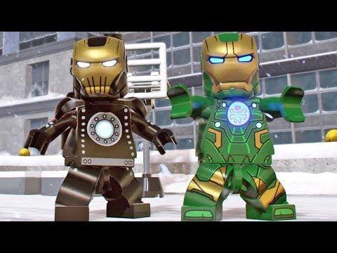 Lego Marvel Super Heroes 2: Carnificina e Venom no Médico (Missão Secreta da Gwenpool)