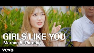 [3.62 MB] GIRLS LIKE YOU - Maroon 5 (Parody)