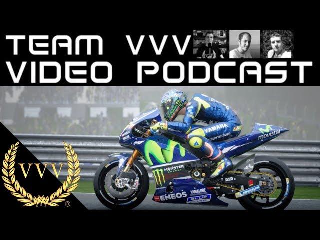 Team VVV Video Podcast 50 - Forza Horizon 4, MotoGP 18, Onrush, Trailblazers