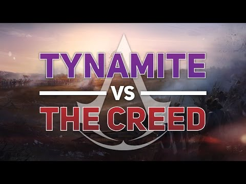 It's on! | Tynamite vs The Creed | Assassin's Creed Multiplayer Battle