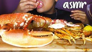ASMR LOBSTER + LANGOUSTINES┃SAVAGE EATING SOUNDS┃먹방