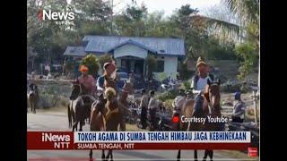iNews NTT - Tokoh Agama di Sumba Tengah ajak Masyarakat Tolak Paham Radikalisme dan Terorisme