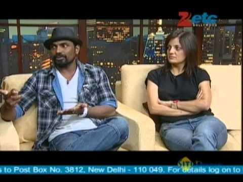 Remo D'souza & Roocha Pathak With Komal Nahta