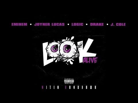 Look Alive Remix - Eminem, Logic, J. Cole, Joyner Lucas, Drake [Nitin Randhawa Remix]