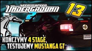 Kończymy 4 etap i sprawdzamy Mustanga GT - NFS Underground 2 (13)