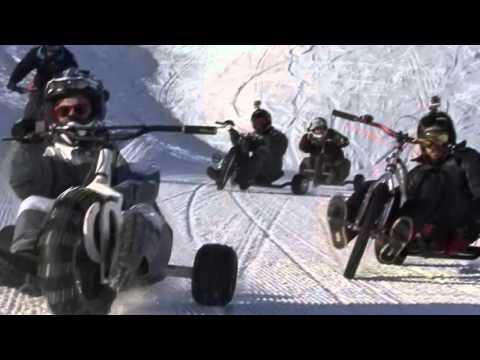 Trike drift SnowProject by SliderKing france