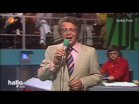 hallo Deutschland retro: 45 Jahre ZDF-Hitparade