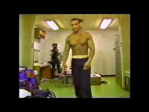 Mike Tyson 1988 Ready to Destroy