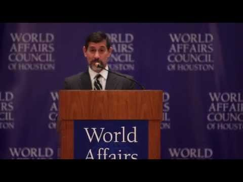 The Evolution of the Global Terrorist Threat - Bruce Hoffman