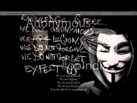 Anonymous Pakistan (Hacking Group)