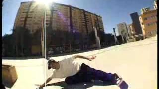 Trailer for the first skateboard film from Sweet Skateboards shot i...