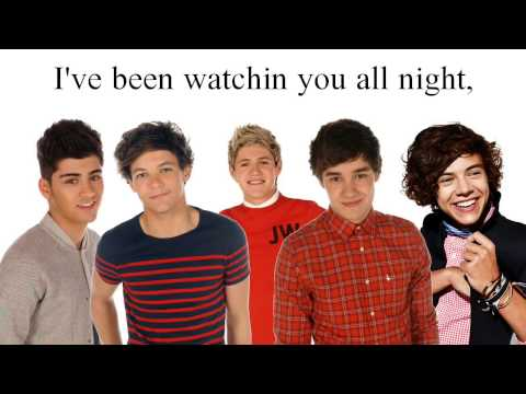 come on come on one direction
