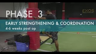 knee strengthening exercises following acl reconstruction surgery   phase 3