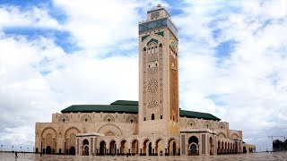 Famous Mosques In Morocco