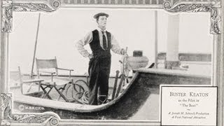 The Boat by Buster Keaton